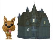 Scooby Doo - Scooby & Haunted Mansion Pop! Town | Pop Vinyl