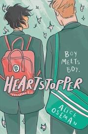 Heartstopper Volume One