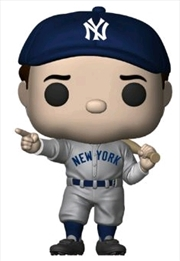 MLB - Babe Ruth Pop! Vinyl