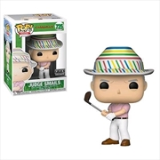 Caddyshack - Judge with Hat US Exclusive Pop! Vinyl [RS] | Pop Vinyl