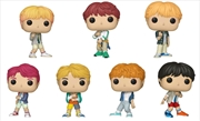 BTS - US Exclusive 7-Pack Pop! Vinyl [RS]