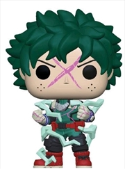 My Hero Academia - Deku Powered Up US Exclusive Pop! Vinyl [RS] | Pop Vinyl