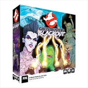 Ghostbusters - Blackout Board Game | Games
