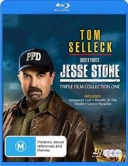 Jesse Stone   Triple Pack