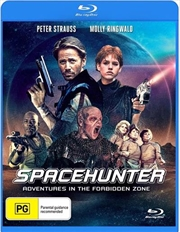 Space Hunter - Adventures In The Forbidden Zone