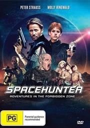 Space Hunter - Adventures In The Forbidden Zone