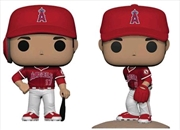 MLB - Shohei Ohtani (New Jersey) US Exclusive Pop! Vinyl 2-pack [RS] | Pop Vinyl