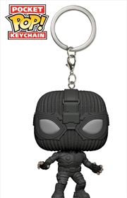 Spider-Man: Far From Home - Stealth Suit Pocket Pop! Keychain