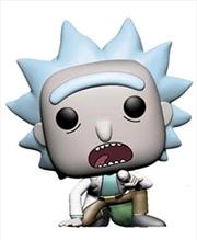 Rick and Morty - Get Schwifty Rick US Exclusive Pop! Vinyl [RS] | Pop Vinyl