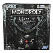 Game of Thrones Monopoly - 2019