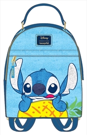Lilo & Stitch - Stich & Pineapple Backpack