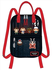 Stranger Things - Upside Down Chibi Mini Backpack | Apparel