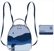 Star Wars - Hoth Limited Edition Mini Backpack with Pouch
