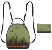 Star Wars - Endor Limited Edition Mini Backpack with Pouch
