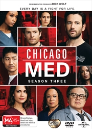 Chicago Med - Season 3 | DVD