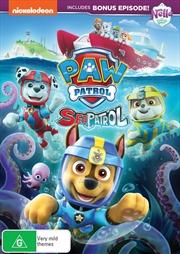 Paw Patrol - Sea Patrol | DVD