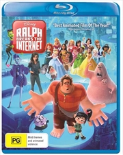 Ralph Breaks The Internet | Blu-ray