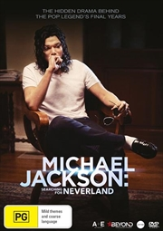 Michael Jackson - Searching For Neverland | DVD