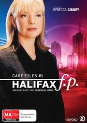 Halifax F.P. - Case Files 1