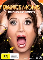 Dance Moms - Most Shocking Moments | DVD