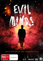 Evil Minds - Inside The World's Most Dangerous Cults | DVD