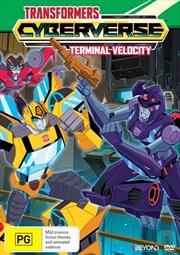 Transformers Cyberverse - Terminal Velocity | DVD