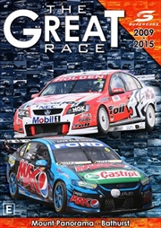 Great Race - 2009 To 2015 Supercars, The | DVD