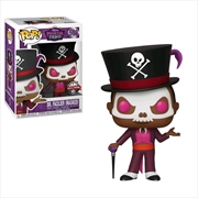 The Princess and the Frog - Dr. Facilier with Mask (with chase) US Exclusive Pop! Vinyl [RS]