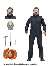 "Halloween 2 - Michael Myers Ultimate 7"" Action Figure 