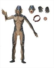 "Shape of Water - Amphibian Man 7"" Action Figure | Merchandise"