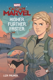 Marvel: Captain Marvel Higher, Further, Faster | Paperback Book