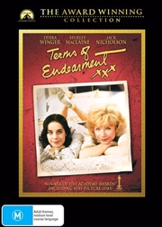 Terms Of Endearment | DVD