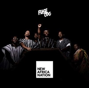 New Africa Nation | CD