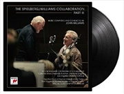 Spielberg / Williams Collaboration Part 3 - Limited Edition Transparent Vinyl