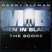 Men In Black - The Score - 20th Anniversary Edition | Vinyl