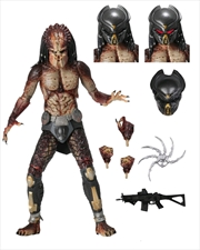 "The Predator - Fugitive Escape Ultimate 7"" Action Figure"