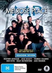 Melrose Place - Season 7