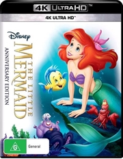 Little Mermaid, The | UHD