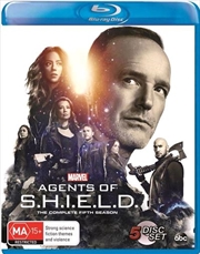 Agents Of Shield - Season 5 | Blu-ray