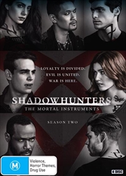 Shadowhunters - Season 2 | DVD