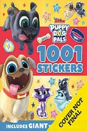 Disney: Puppy Dog Pals 1001 Sticker Book