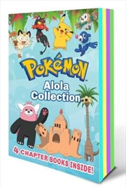 Pokemon: Alola Collection | Paperback Book