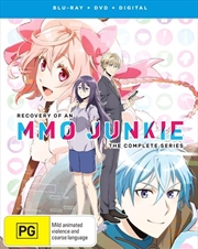 Recovery Of An MMO Junkie | Blu-ray + DVD