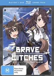 Brave Witches | Blu-ray/DVD
