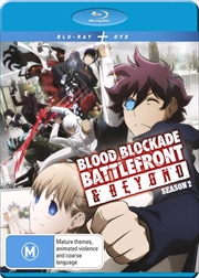 Blood Blockade Battlefront and Beyond - Season 2