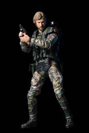 "Aliens - Col. James Cameron 7"" Action Figure"