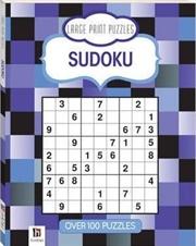 Large Print Prestige Puzzles Sudoku | Hardback Book
