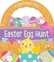 Easter Egg Hunt Basket Book
