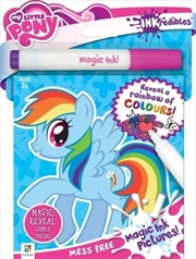 Inkredibles Magic Ink My Little Pony | Paperback Book