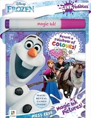 Inkredibles Disney Frozen Magic Ink Pictures | Hardback Book
